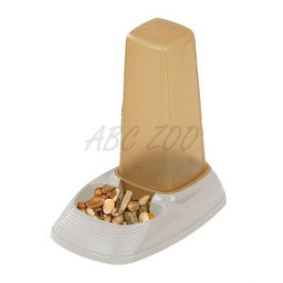 Dávkovač vody a potravy KUFRA 1 - béžový, 600 ml