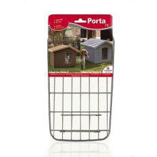 Dvierka porta 3 na búdu pre psa, kovové - 37,5 x 21,5 cm
