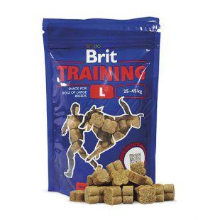Brit TRAINING LARGE - mäkká maškrta pre psy, 200g