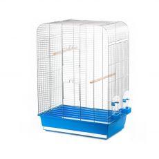 Klietka pre vtáky NINA biela - 54 x 34 x 75 cm
