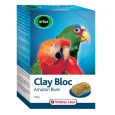 Ílový kameň Orlux Clay Bloc Amazon River 550g