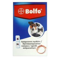 Antiparazitný obojok BOLFO pre psy a mačky - 38 cm
