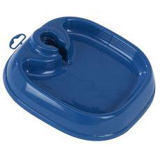 Miska na vodu TOTA 1 - plastová, modrá 22 x 22 x 5cm