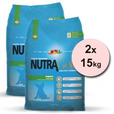 NUTRA GOLD HOLISTIC Puppy 2 x 15 kg