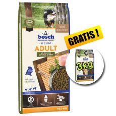 Bosch ADULT Hydina a Proso 15kg + 3kg GRATIS