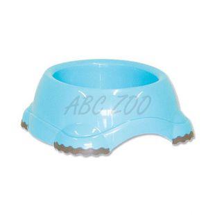 Miska Dog Fantasy plast - modrá, 315ml