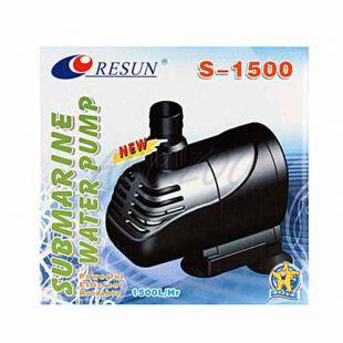 Čerpadlo Resun S-1500, výtlak 160cm, 25W