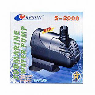 Čerpadlo Resun S-2000, výtlak 200cm, 30W