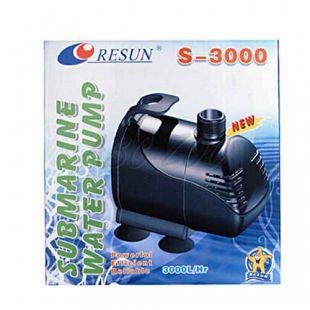 Čerpadlo Resun S-3000, výtlak 250cm, 60W