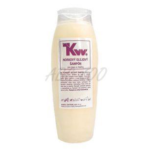 Kw - Norkový olejový šampón pre psov a mačky, 250ml