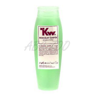 Kw - Mediciálny šampón pre psov a mačky, 250ml