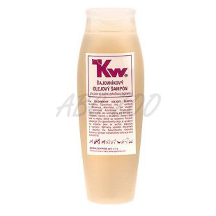 Kw - Čajovníkový olejový šampón pre psov, 250ml
