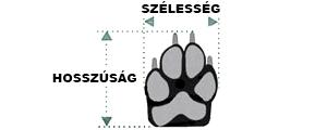 Meranie veľkosti topánočky pre psa