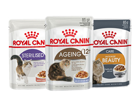 Vlhké krmivo Royal Canin
