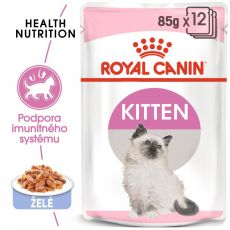 Royal Canin Kitten Instinctive Jelly kapsička pre mačiatka v želé 85 g