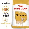 ROYAL CANIN Chihuahua Adult granule pre dospelú čivavu 3 kg
