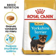 ROYAL CANIN Yorkshire Puppy granule pre šteňa jorkšíra 500g