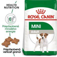 ROYAL CANIN Mini Adult granule pre dospelé malé psy 8 kg