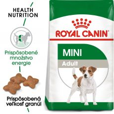 ROYAL CANIN Mini Adult granule pre dospelé malé psy 0,8 kg