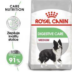3ab58a05bd ROYAL CANIN Medium Digestive Care granule pre stredných psov s citlivým  trávením ...