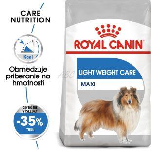 ROYAL CANIN Maxi Light Weight Care diétne granule pre veľké psy 3 kg