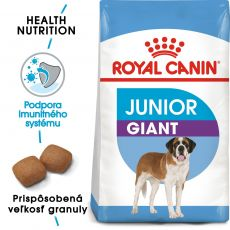 Royal Canin Giant Junior granule pre obrie šteňatá 15 kg