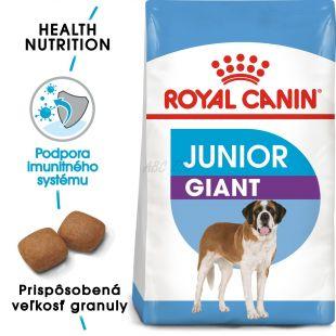 Royal Canin Giant Junior granule pre obrie šteňatá 15 kg