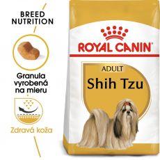 ROYAL CANIN Shih Tzu Adult granule pre dospelého Shih Tzu 0,5 kg
