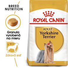 ROYAL CANIN Yorkshire Adult granule pre dospelého jorkšírskeho teriéra 7,5 kg