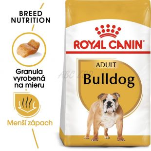 ROYAL CANIN Bulldog Adult granule pre dospelého buldoga 3 kg