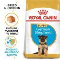 ROYAL CANIN German Shepherd Puppy granule pre šteňa nemeckého ovčiaka 12 kg