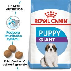 Royal Canin Giant Puppy granule pre obrie šteňatá 15 kg