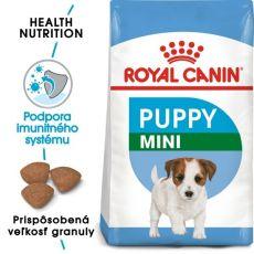 Royal Canin Mini Puppy granule pre malé šteňatá 8 kg