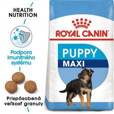 Royal Canin Maxi Puppy granule pre veľké šteňatá 1 kg