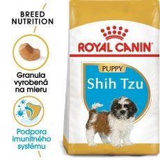 ROYAL CANIN Shih Tzu Puppy granule pre šteňa shih tzu 1,5 kg