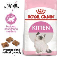 Royal Canin Kitten granule pre mačiatka - 400 g