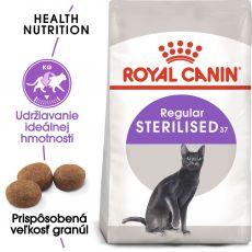 Royal Canin Sterilised granule pre kastrované mačky 4 kg