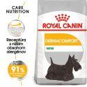 ROYAL CANIN Mini Dermacomfort granule pre malé psy s problémami s kožou 8 kg