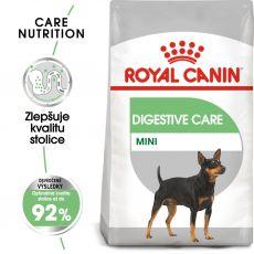 ROYAL CANIN Mini Digestive Care granuly pre malé psy s citlivým trávením 3 kg