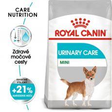 Royal Canin Mini Urinary Care pre psy náchylné k citlivosti močového traktu 8 kg