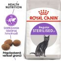 Royal Canin Sterilised granule pre kastrované mačky 10 kg