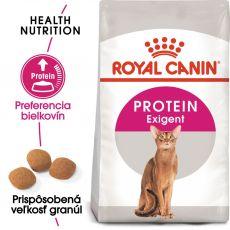 Royal Canin Protein Exigent granule pre maškrtné mačky 400 g