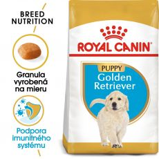 ROYAL CANIN Golden Retriever Puppy granule pre šteňa zlatého retrievera 12 kg