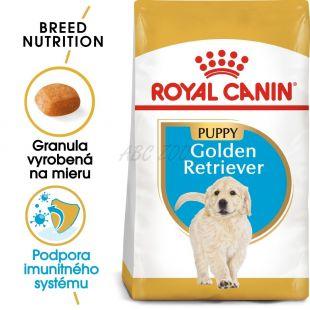 ROYAL CANIN Golden Retriever Puppy granule pre šteňa zlatého retrievera 12 kg